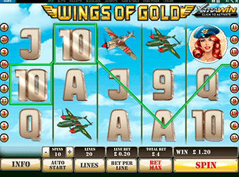 Wings Of Gold 4