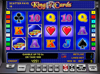 King Of Cards 3
