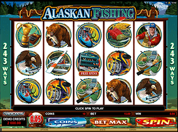 Alaskan Fishing 3